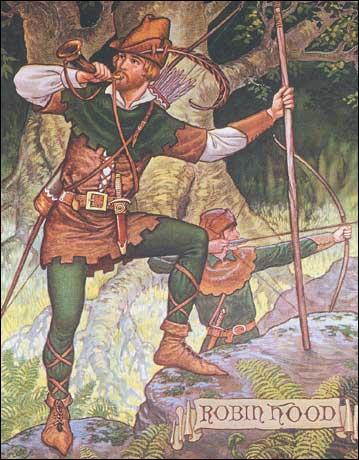 Qui était la bien-aimée de Robin des Bois ?
