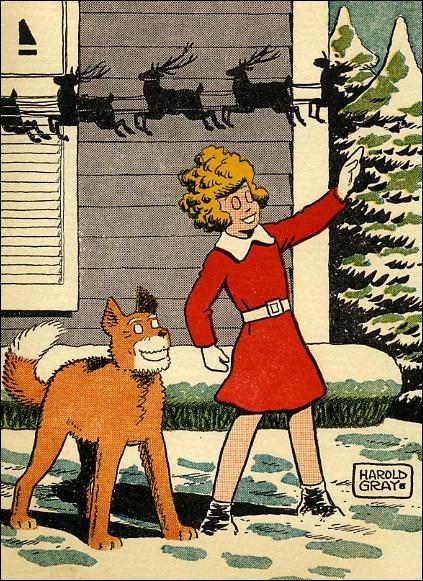 Qui est l'orpheline américaine dont le chien s'appelle Zéro ?