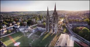 Dans quel département se situe la ville de Soissons ?