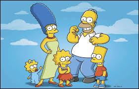Comment s'appelle la fille cadette de la famille Simpson ?