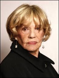 En quelle année est décédée Jeanne Moreau ?