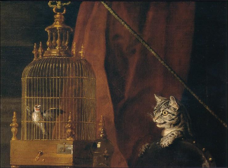 Quizz les chats dans l 39 art quiz art for Artiste peintre anglais