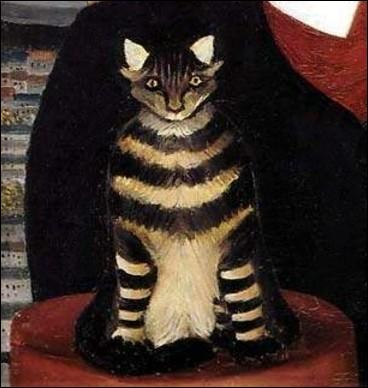 rousseau chat Thrill your walls now with a stunning henri rousseau print from the world's largest art gallery choose from thousands of henri rousseau artworks with the option to print on canvas, acrylic, wood or museum quality paper.