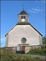 Notre première balade du mois d'août commence dans le Grand-Est, devant l'église Saint-Laurent de Belrupt. Commune de la Vôge, elle se situe dans le département ...