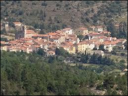 Commune Catalane, Sournia se situe en région ...