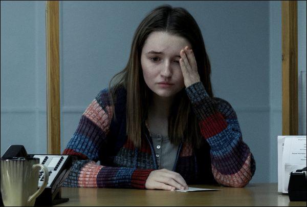 Quel est le personnage joué par Kaitlyn Dever ?