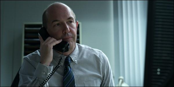 Quel est le personnage joué par Eric Lange ?