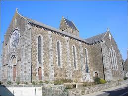 Commune Manchote, Saint-Laurent-de-Cuves se situe dans l'ancienne région ...