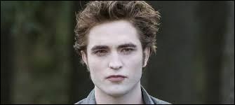 Quel acteur joue le rôle d'Edward Cullen ?