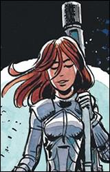 Laureline est la compagne de :
