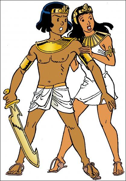 Quelle est la nationalité de Papyrus ?
