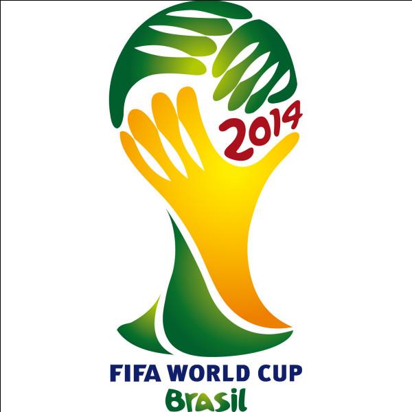 Quel pays n'a pas été représenté à la Coupe du monde de football de 2014 ?