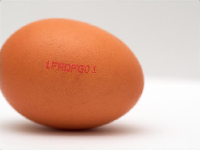Le premier chiffre marqué sur un œuf désigne son mode d'élevage. Quel chiffre correspond à l'agriculture biologique ?