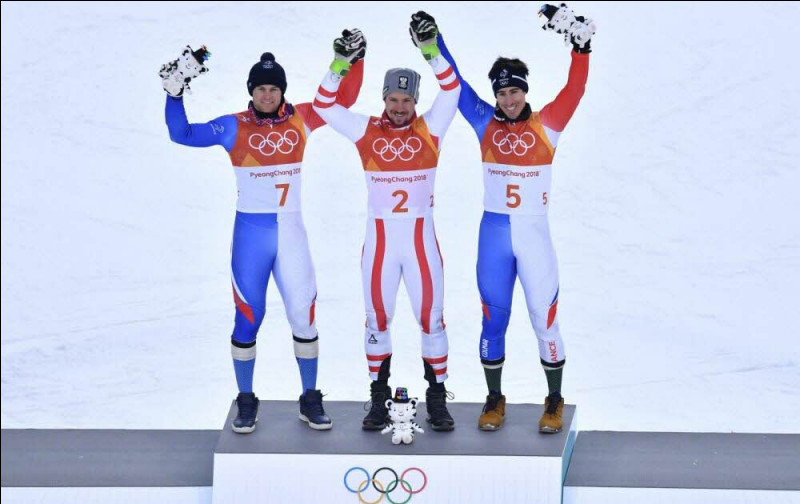 """Com, comme """"combiné"""" : aux J.O. 2018, en ski alpin, qui a gagné le super combiné hommes"""" ?"""