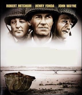 """Dans le film """"Le Jour le plus long"""" réalisé en 1962 par Ken Annakin, combien d'acteurs connus ont été nécessaires à son tournage, parmi lesquels John Wayne, Robert Mitchum et Henry Fonda ?"""