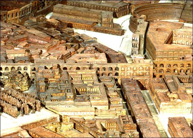 Construction fondamentale pour la ville