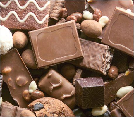 La première tablette de chocolat a été inventée en 1975.