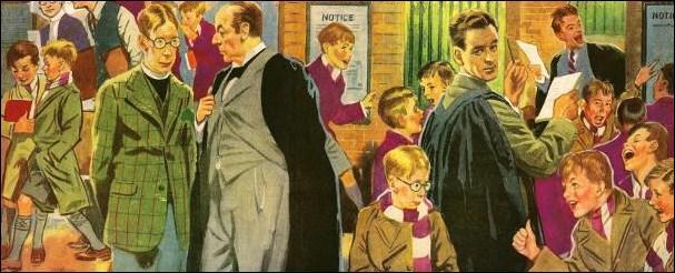 Dans le roman d'Anthony Buckeridge, dans quel collège Bennett est-il inscrit ?