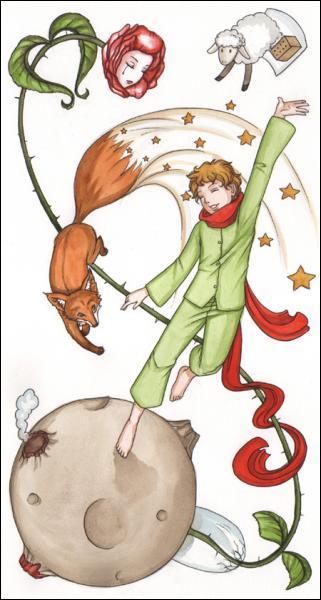Que ramone «le Petit Prince» ?