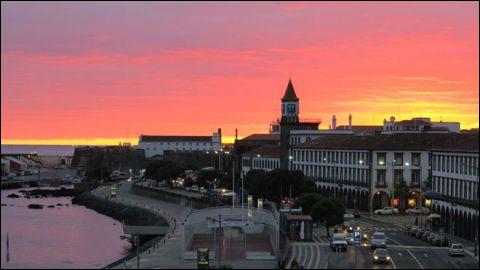 Quelle est la capitale des Açores ?