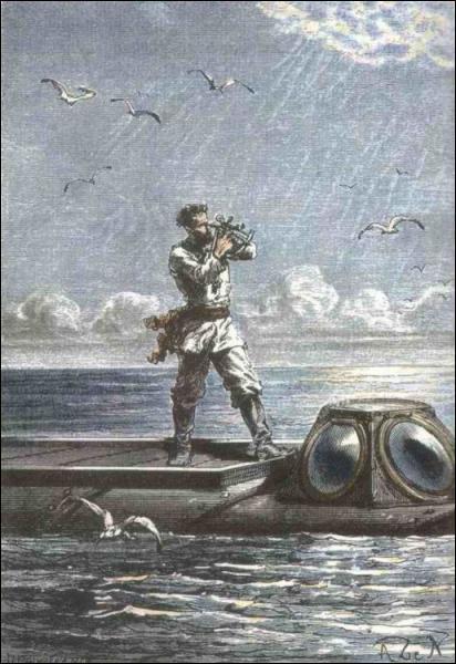 Dans «20 000 lieues sous les mers», qui est le capitaine du Nautilus ?