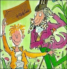 Comment se nomme le jeune garçon qui gagne un ticket de loterie lui permettant de visiter l'usine de Willy Wonka dans «Charlie et la chocolaterie» ?