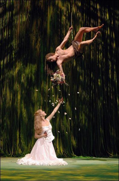 Qui est la fiancée de Tarzan ?