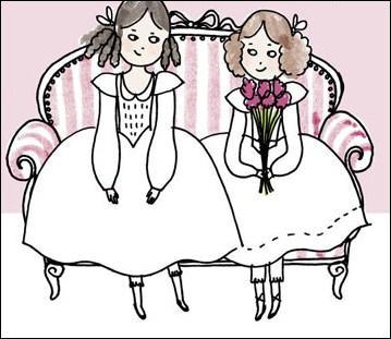 Qui sont Camille et Madeleine de Fleurville ?