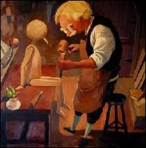 Qui est le ''père'' de Pinocchio ?
