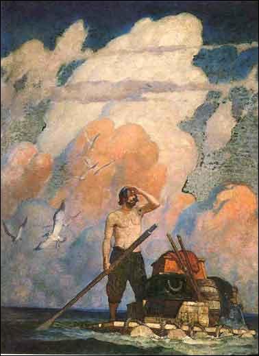 Quel est le jour préféré de Robinson Crusoé ?