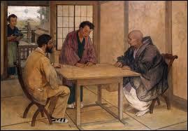 En 1876-1878, en compagnie du peintre Félix Régamey, cet industriel se rend en extrême-Orient et notamment au Japon d'où il rapporte de nombreuses oeuvres d'art. Il contribue a faire connaitre et comprendre ces civilisations en Occident et ouvre un musée des Arts Asiatiques à Paris.