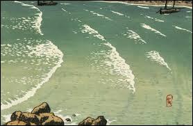 """""""Vague, mer, montante"""" c'est l'oeuvre de :"""