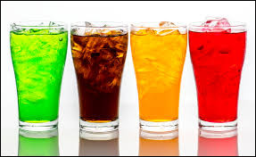 Laquelle de ces boissons n'est pas gazeuse ?