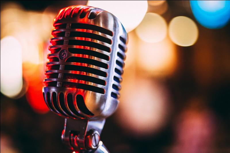 Qui n'est pas un chanteur ?