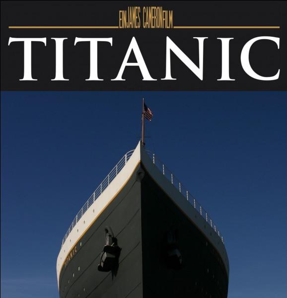 """Quels sont les personnages principaux du film """"Titanic"""" ?"""