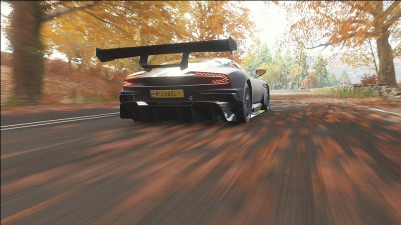 Parmi ces titres de jeux vidéo, lequel est un jeu de voitures ?