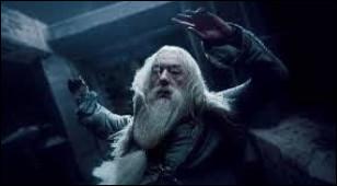 Est-elle présente lors des funérailles d'Albus Dumbledore ?