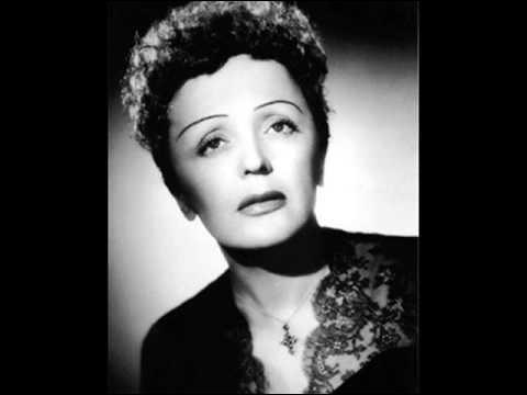 Laquelle de ces chansons est d'Édith Piaf ?