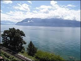 Où se situe le lac Léman ?