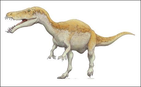 Masiakasaurus a été découvert...
