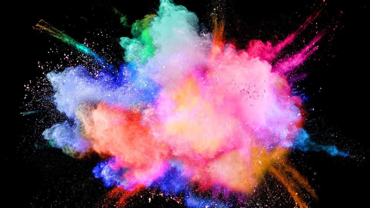 Quelle couleur es-tu ? (spécial filles)