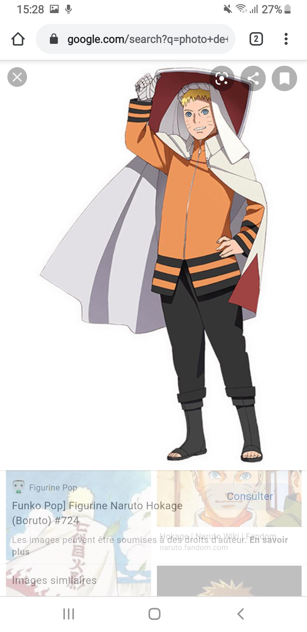 Quel est ton personnage de ''Naruto'' ?