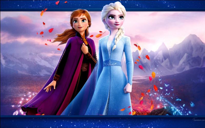 Quel bonhomme de neige a souvent tenu compagnie à Anna ?