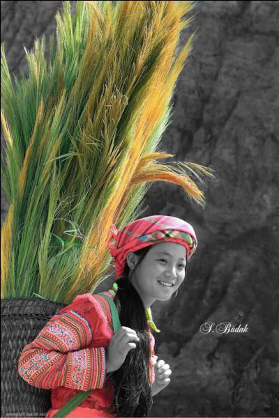 """Description d'une paysanne chinoise avant la révolution, dans le roman """"La Mère"""". Qui en est l'auteur ?"""