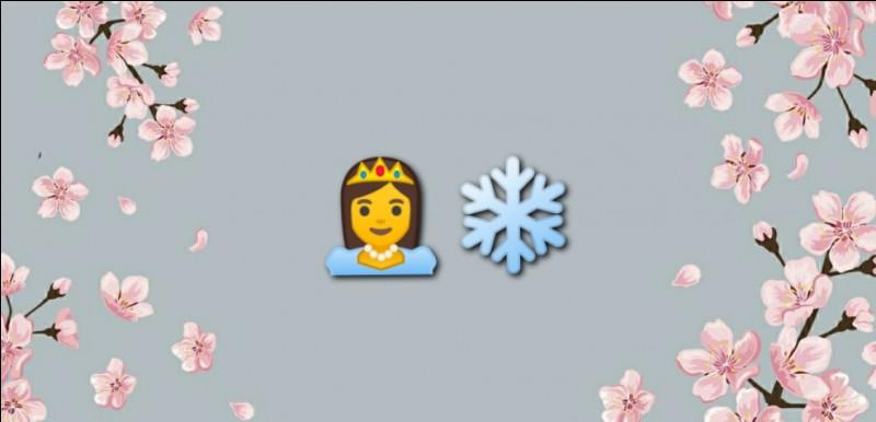 Quel film Disney ces emojis forment-ils ?