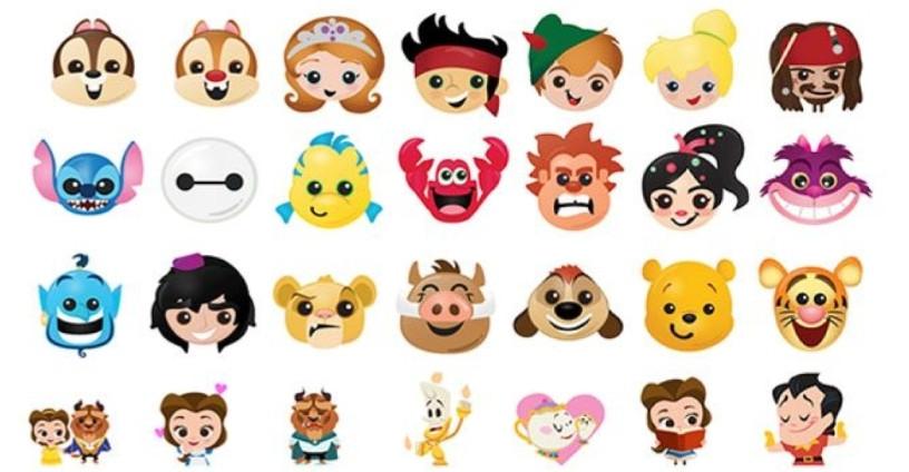 Des emojis pour un film Disney #2