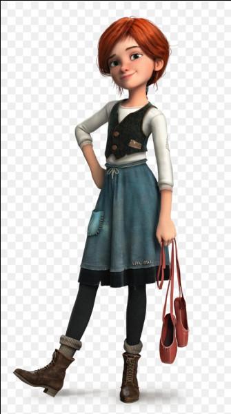 Comment s'appelle cette fille ?