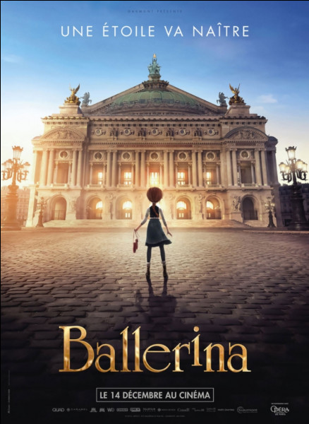 Comment la fille (le personnage principal) arrive-t-elle à rentrer à l'opéra ?