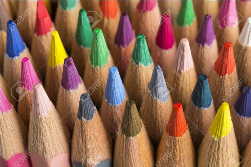 Quelle couleur vous attire le plus ?