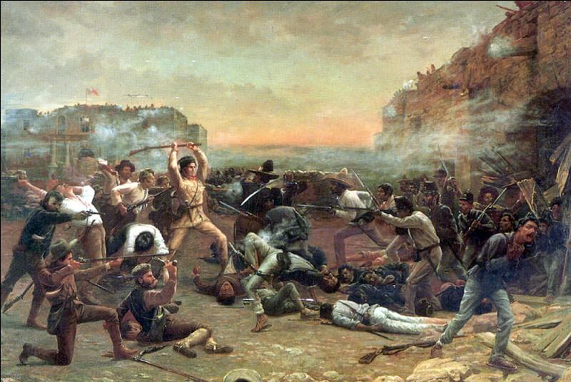"""Fort comme """"Fort Alamo"""" : où le siège de Fort Alamo a-t-il eu lieu ?"""